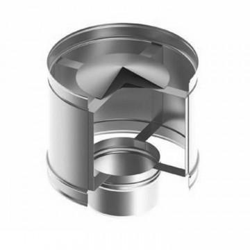 Дефлектор для дымохода, Д, 0,5мм d150