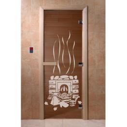 Дверь DoorWood 680х1890 «Банька»