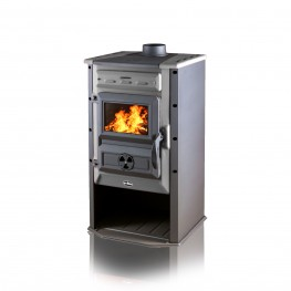 "Печь-камин ""Magic Stove"" серая до 160 м3"